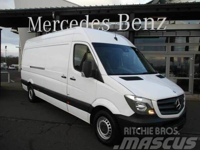 Mercedes-Benz Sprinter 319 CDI Autom Maxi PTS Klima Kamera