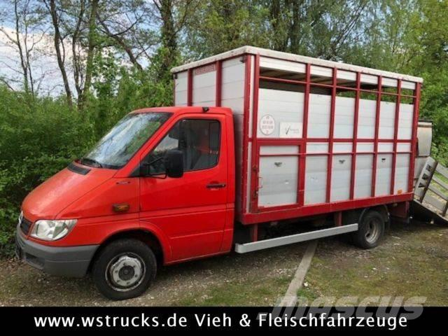 Mercedes-Benz Sprinter 413 Einstock