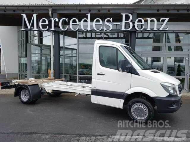 Mercedes-Benz Sprinter 514 CDI Fahrgestell, Radstand 4.325 mm