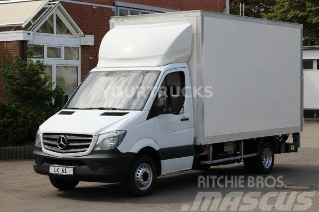 Mercedes-Benz Sprinter 514 Cdi E6Koffer/LBW/Zwillingsbereifung