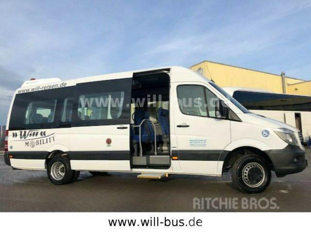 Mercedes-Benz Sprinter 516 Mobility Klima LIFT 23-Sitze TELMA