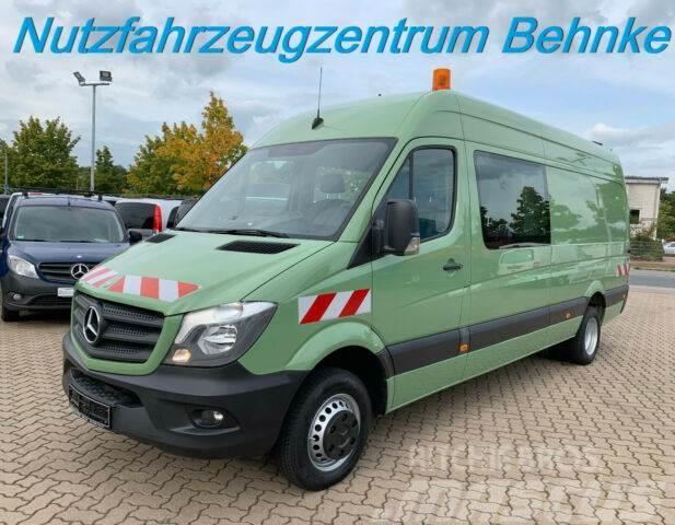 Mercedes-Benz Sprinter 516 CDI Mixto KA L3H2 5Sitze AHK 3,5t