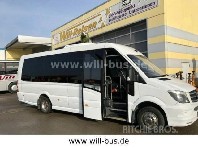 Mercedes-Benz Sprinter 516 VIP 17-LEDER-Sitze 220 V Retarder