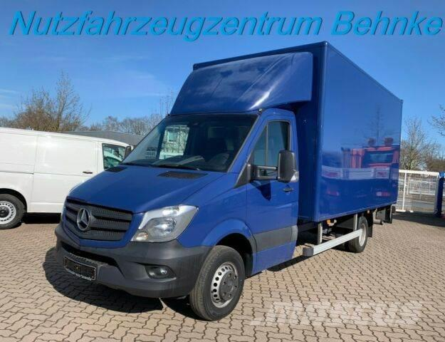 Mercedes-Benz Sprinter 516 CDI Koffer 4,45m/ LBW/ Euro6