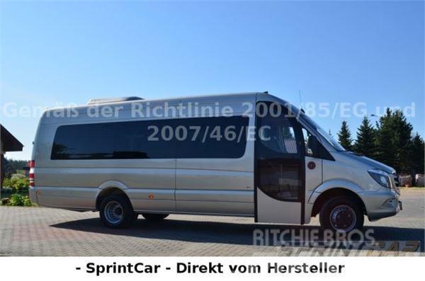 Mercedes-Benz Sprinter 519 cdi XXL 5300kg - SprintCar.pl