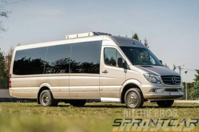 Mercedes-Benz Sprinter 519 CDI 19/22+1 Sofort/Ready