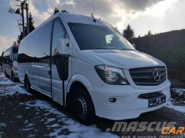 Mercedes-Benz Sprinter 519 CDI 22+1+1 Ready