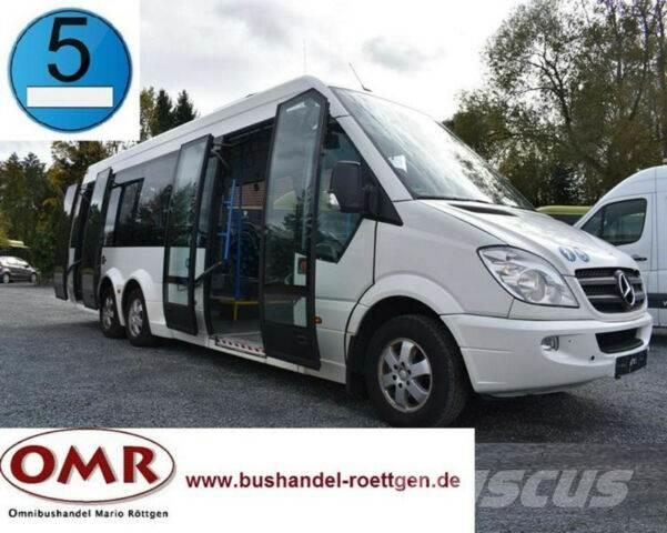 Mercedes-Benz Sprinter City 77 / 65 / 55 / Transfer