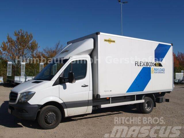 Mercedes-Benz Sprinter FlexBox + Ladebordwand Nutzlast 2568kg