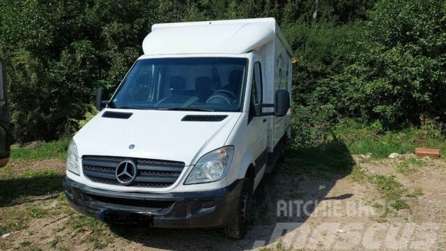 Mercedes-Benz Sprinter II Pritsche 411/415/509/511/515 CDI
