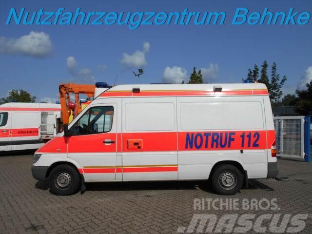 Mercedes-Benz Sprinter Kasten 313 CDI KTW HU 05/2020!