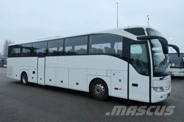 Used mercedes benz tourismo r2 16 rhd m 2 coach year for Mercedes benz f cell price