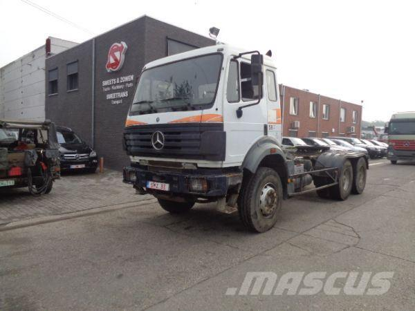Mercedes-Benz Tp 320 S manual 2631 kein 2638