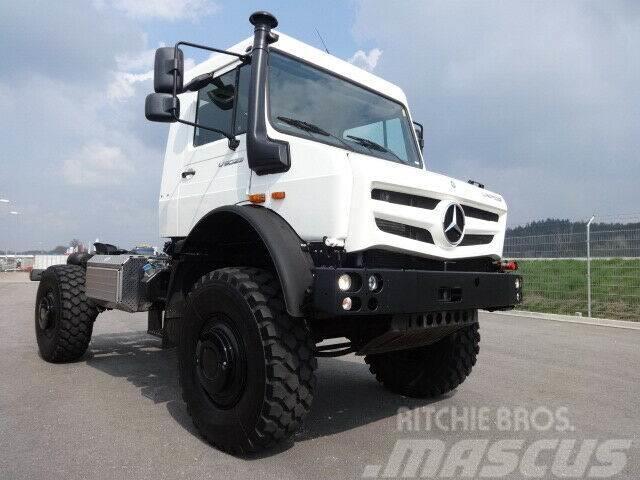 Mercedes-Benz Unimog U 5023 Neu/4x4/Fahrgestell/NA/265KM/275PS