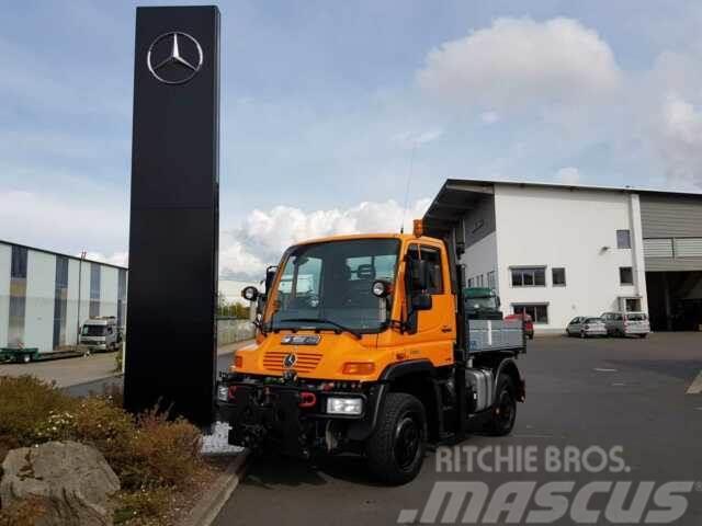 Mercedes-Benz UNIMOG U300 4x4