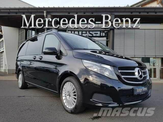 Mercedes-Benz V 220 d EDITION L Standheiz AHK 6Sitze EASY Pack