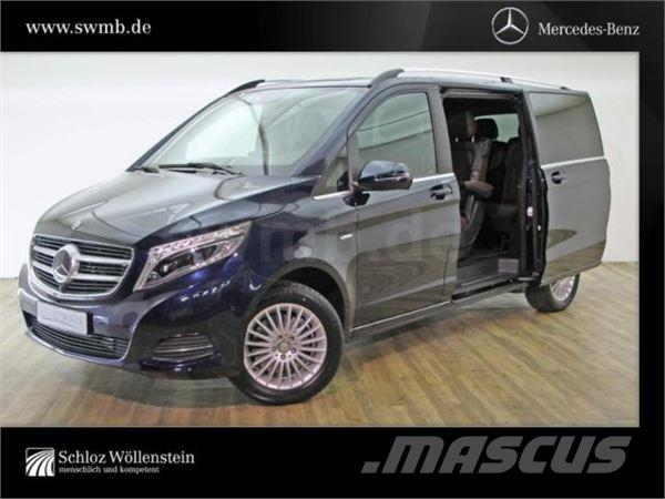 Used mercedes benz v 250 d 4m avantgarde edition lang for Mercedes benz f cell price