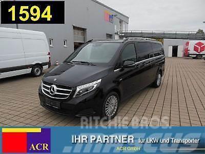 e951366823 Mercedes-Benz V 250 d Avantgarde XL 2xKlima Navi LED ILS Stand Price ...