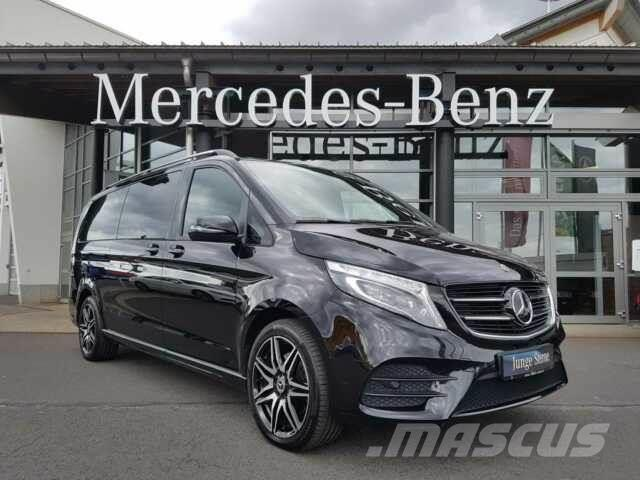 Mercedes-Benz V 250 d E 4MATIC EDITION AMG LED Stdh Tisch AHK