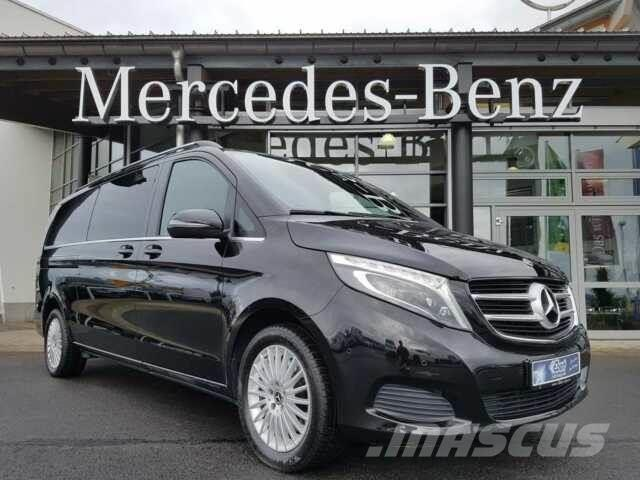Mercedes-Benz V 250 d E AVA 8 Sitze Standheiz Navi LED Kamera