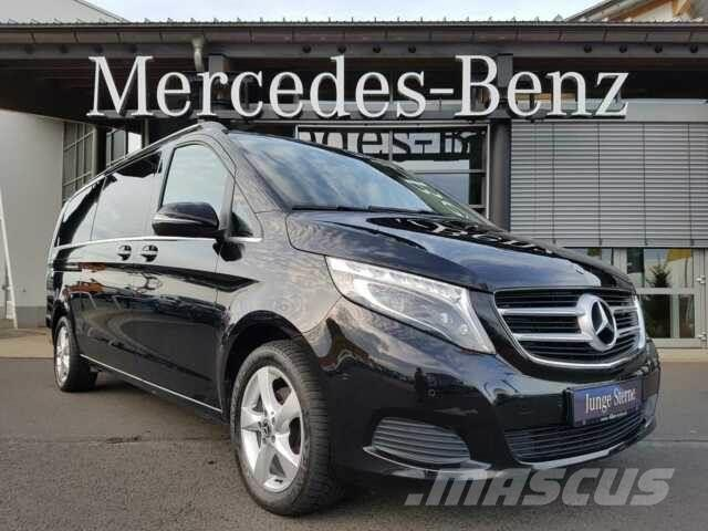 Mercedes-Benz V 250 d E AVANTGARDE 8Sitze LED Kamera