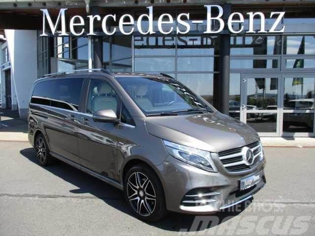 Used Mercedes Benz V 250 D L 4matic Ava Ed Amg Line Pano 7 Sitze