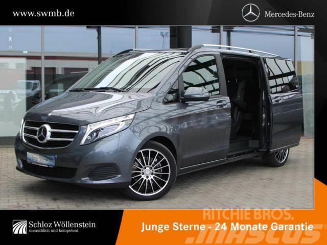 Mercedes-Benz V 250 d L DISTRONIC/LED-ILS/RfCam/Standhz./AHK