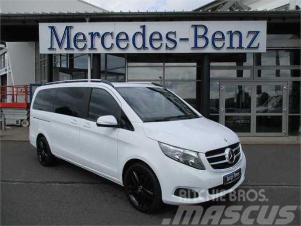 Mercedes-Benz V 250 d L Edition DISTR+ Standheiz+Navi+Leder+1