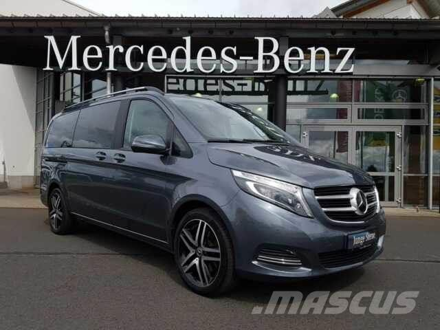 Mercedes-Benz V 250 d L Edition LED DISTRONIC COMAND 7Sitze