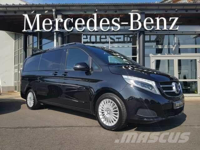 Mercedes-Benz V 250 d lang 7G Edition+DISTRONIC+COMAND+LED+DA
