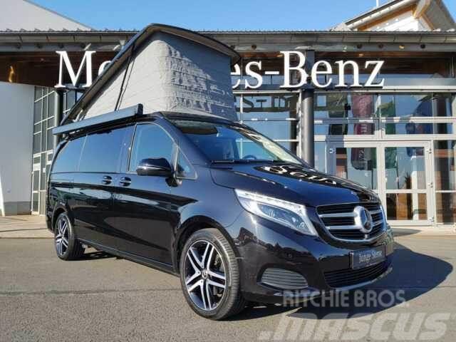Mercedes-Benz V 250 d Marco Polo Schiebedach AHK 360° COMAND