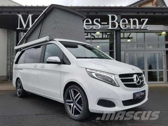 Mercedes-Benz V 250 MARCO POLO+SPORT+AHK+SPUR+ PARK+STDHZG+NAV