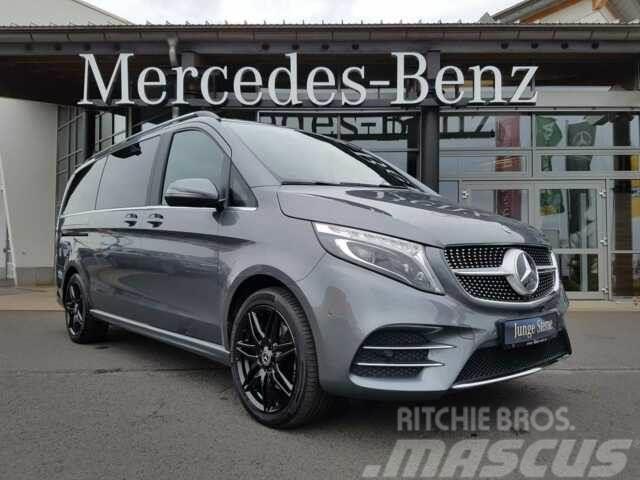 Mercedes-Benz V 300 d 4MATIC AVA ED AMG PANO AHK DISTR Sitzkli