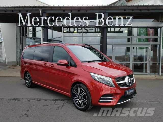 Mercedes-Benz V 300 d 4MATIC EDITION AMG LED AHK DAB 7Sitze