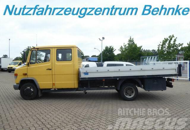 Mercedes-Benz Vario 814 D Doka/ 6 Sitze/ Nutzl. 3,8t/ AHK