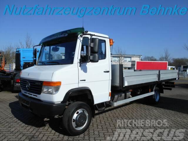Mercedes-Benz Vario 816 D 4x4 Allrad Pritsche Nutzlast 3.220kg