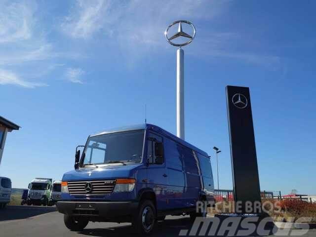 Mercedes-Benz Vario 818 Hochdach 4.250 Euro3+Klima+ohne EZ