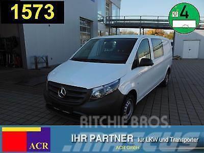 Mercedes-Benz Viano 116 CDI Mixto XL Klima 6 Sitze Extra Lang