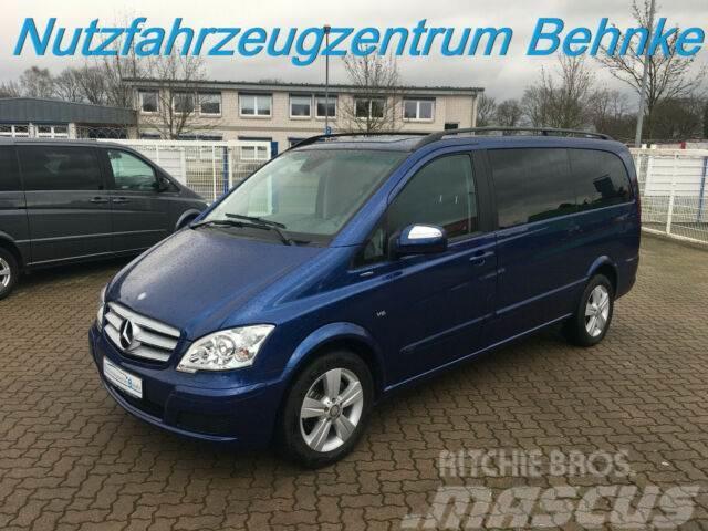 Mercedes Benz Viano 3 0 Cdi Trend Edition Lang Lieferwagen