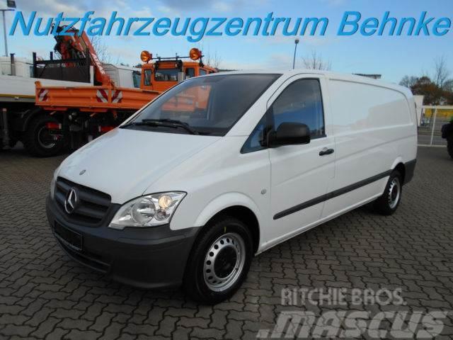 Mercedes-Benz Vito 110 CDI DPF KA EL 3 Sitze AHK Werkstatt EU5