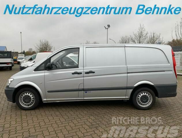 Mercedes-Benz Vito 110 CDI KA Frischdienst/Standk./2Schiebetür