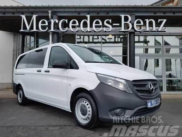 Mercedes-Benz Vito 111 BT Tourer Lang PRO+NAVI+KLIMA+AHK+TEMPO