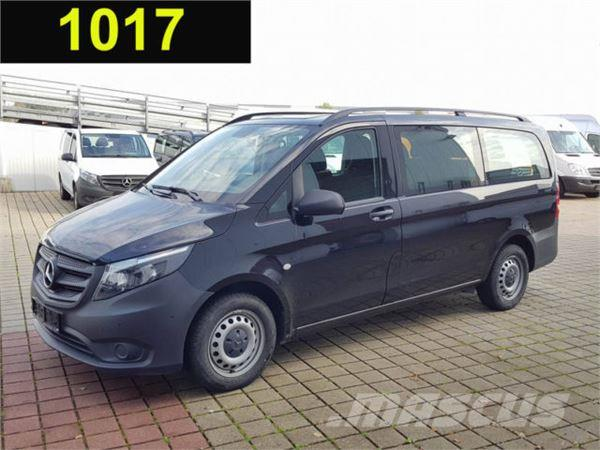 mercedes benz vito 111 cdi tourer pro lang 9 sitze klima ahk occasion prix 17 800 ann e d. Black Bedroom Furniture Sets. Home Design Ideas