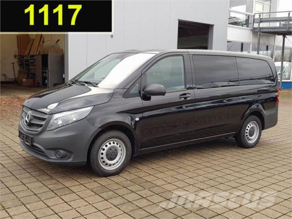 used mercedes benz vito 111 cdi tourer pro lang 9 sitze klima navi mini bus year 2016 price. Black Bedroom Furniture Sets. Home Design Ideas