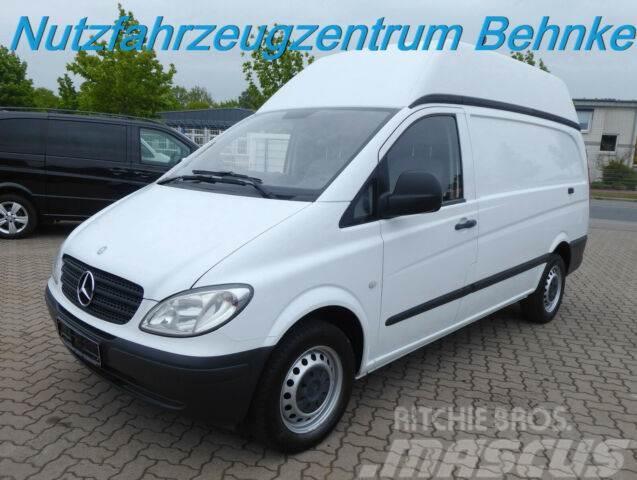 Mercedes-Benz Vito 111 CDI KA L2H2 270 Grad Türen 3 Sitze EU4