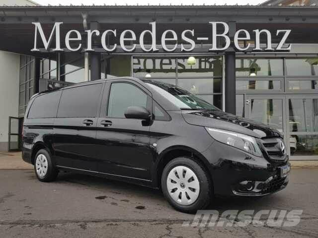 Mercedes-Benz Vito 111 CDI L Tourer PRO PTS Navi 2x Klima