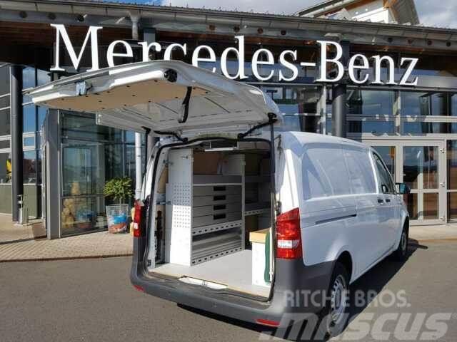Mercedes-Benz Vito 111 CDI L Regal Tempomat Park
