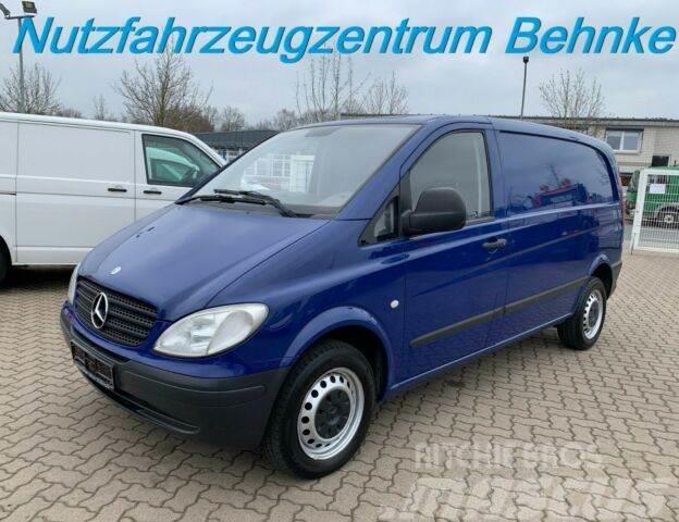 Mercedes-Benz Vito 111 CDI KA kompakt/ 3 Sitze/ AHK/ HU 10/23