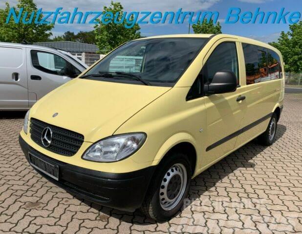 Mercedes-Benz Vito 111 CDI Kombi kompakt/ 8 Sitze/ AHK/ EU3