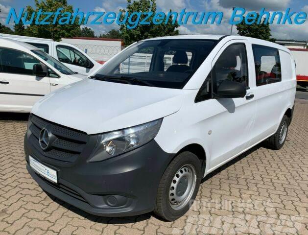Mercedes-Benz Vito 111 CDI Mixto FWD kompakt/ 5 Sitze/ AHK
